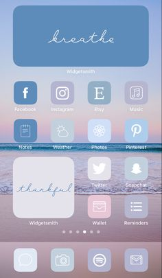 Iphone Home Screen Layout, Iphone App Layout, Organize Apps On Iphone, Ios App Icon, Cute App, Aesthetic Phone Case, Iphone Design, Iphone Icon, Iphone Hacks