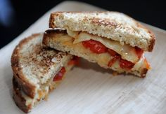 Udi's Sun Roasted Tomato and Cheddar Grilled Cheese -   Ingredients 2 slices of Udi's Gluten Free Bread of choice 3 slices of Beehive cheddar 2 tbsp. sun roasted tomatoes Butter  Find this recipe and other ideas of Udi's Gluten Free Bread.   Visit www.simplistictruth.com for more shared recipes