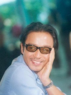 Asia's legendary & beloved Leslie Cheung 張國榮. Considered an icon in Chinese cinema & Hong Kong pop music.