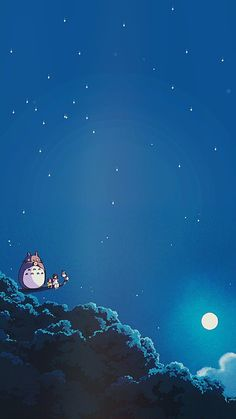 Get Best Anime Wallpaper IPhone Scenery 16 Trendy Anime Art Wallpaper Studio Ghibli Kawaii Wallpaper, Tumblr Wallpaper, Cartoon Wallpaper, Wallpaper Desktop, Wallpaper Backgrounds, Iphone Wallpaper Totoro, Iphone Backgrounds, Anime Wallpapers Iphone, Aztec Wallpaper