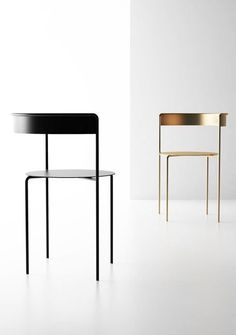 Minimal chair designs