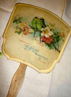 Singer Commemorative Fan 1902 Fifty-First by talkingCrossthetable