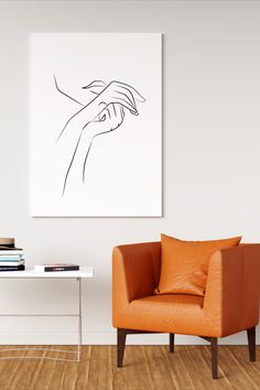 This amazingly elegant and minimal illustration is perfect when framed. All Illustrations were made by us, LadiesMinimal from scratch, without using any premade elements. Women Poster, Fashion Wall Art, Line Art, Minimalism, Wall Decor, Illustrations, Black And White, Elegant, Trending Outfits