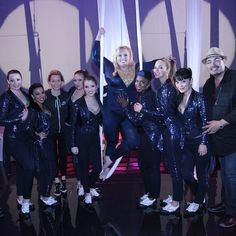 The opening of the show of Bella's