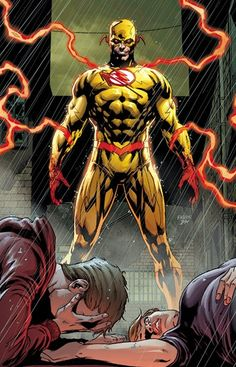 Batman and The Flash covers by Jason Fabok look fucking awesome! The return of Flashpoint Batman aka Dr. Thomas Wayne and Reverse Flash who apparently survived getting stabbed in the back by. Marvel Comics, Comics Anime, Flash Comics, Dc Comics Art, Marvel Dc, Zoom Dc Comics, Zoom Wallpaper, Flash Wallpaper, Reverse Flash