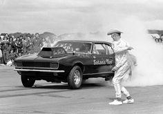 Vintage Drag Racing - Pro Stock - Satan's Toy