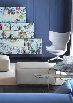 Shazia Rug Designed By Mona Ronteix For Ligne Roset | Available At Linea  Inc. Modern Furniture Los Angeles. (info@linea Inc.com) #u2026