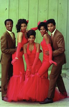 Irene Cara, Lonette McKee and Philip Michael Thomas in Sparkle
