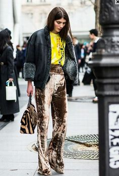 Kako da nosite glavne jesenje trendove - Elle