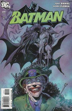 Batman # 699 DC Comics Vol I ( 2010 )