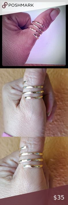 Men/'s New Silver/&Gold Tone Charms Crown Stainless Steel Fashion Ring Thumb Band