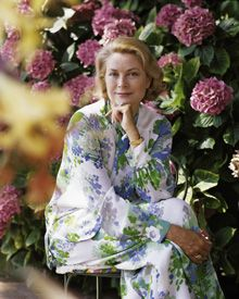 """...to have  complete satisfaction from flowers you must have time to spend with  them.               I talk to them and they talk to me...               Quote from My Book of Flowers by                Princess Grace of Monaco(1980)"