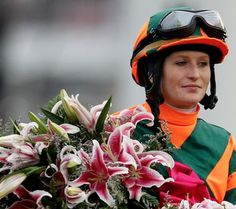 Rosie Napravnik, Horse Racing's First Female Triple Crown Jockey
