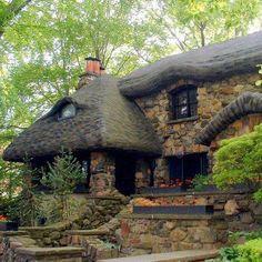Bay Ridge's Gingerbread House on Narrows Avenue, Brooklyn, NY.  (****Duplicate Pin)