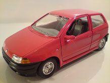 Fiat Punto 1/24 modelcar24´s Webseite!
