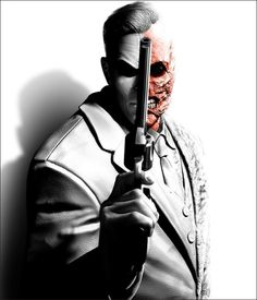 Two Face - Arkham City