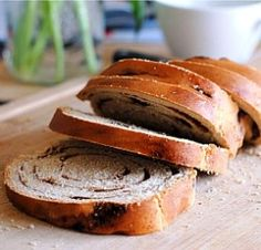 Whole Wheat Cinnamon-Raisin Bread