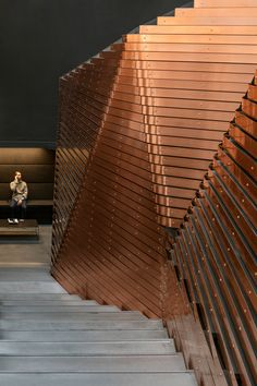 Red Bull studio in Berlin is a copper-clad volume inserted into an old power station »
