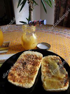 Dukangirl 2010 AVENTURA DUKAN Dietadukangirl: RECETAS DUKAN MICROONDAS Pan Dukan, French Toast, Low Carb, Keto, Bread, Breakfast, Healthy, Food, Olympus