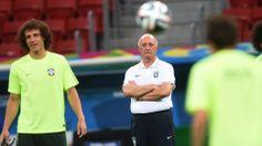 Para impedir catástrofe, Brasilaprova a tensão do 3º jogo - Esporte - Notícia - VEJA.com