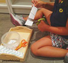 ¿Tijeras para niños? ¿Soy una loca de la seguridad infantil? No. Precisamente, enseñar a los niños a manejar estas herramientas es lo ...