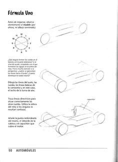 como dibujar autos paso a paso - Taringa! Car Design Sketch, Car Sketch, Car Drawings, Pencil Drawings, Drawing For Kids, Drawing Ideas, Comic Art, Super Cars, Sketches