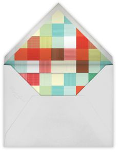 Wrapped in Plaid - Paperless Post