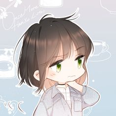 Kawaii Anime, Cute Anime Chibi, Kawaii Chibi, Kawaii Art, Anime Girl Pink, Anime Art Girl, Anime Angel, Anime Couples Manga, Manga Anime