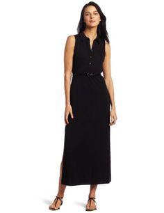 AK Anne Klein Women's Maxi Shirt Dress « Clothing Impulse