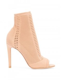 07ee480c7ef Gianvito Rossi KNIPRAL PUMP Open Toe Heel Boots