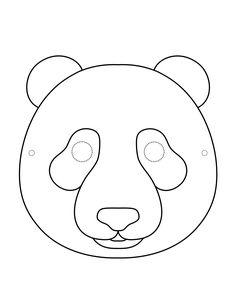 Mascaras de animales para colorear | Bebeazul.top Symbols, Letters, Activities, Rose, Animals, Tea, Cool Ideas, Scrappy Quilts, Printable Masks