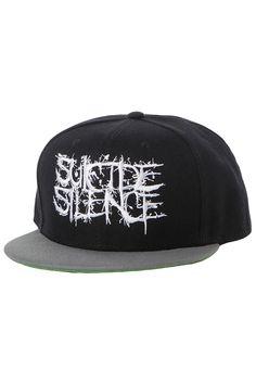 Suicide Silence - You Only Live Once Snapback - Cap - Official Metal  Merchandise Online Shop 1d8924eedd3d