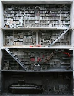 Doll House Library