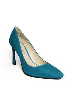 Shoes | ELLE Shoe Closet | Suede Cardio Pumps | Hudson's Bay