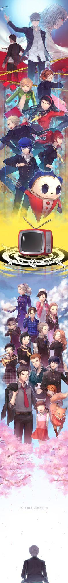 Persona 4, Yukiko Amagi...