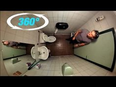 360 Camera In Places You've Never Seen - YouTube