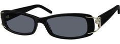 Black A84490 Sunglasses | Zenni Optical Glasses-TTTX5JNu