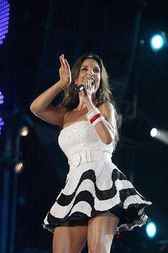 Ivete Sangalo, brazilian singer