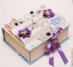 Коробочка для пожеланий на свадьбу / Box for wedding wishes #свадьба #wedding #ручнаяработа #handmade #вдохновение #inspiration #бумага #paper