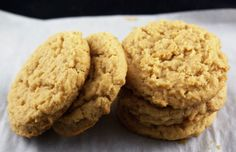 Mrs. Fields Soft & Chewy Peanut Butter Cookies