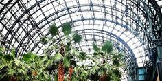 Brookfield Place / World Financial Center #NYC #Attractions #Botanical