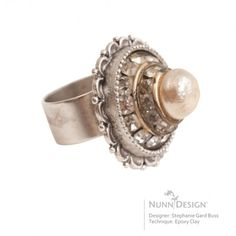 Make this ring with 2013 Innovation Team Member Stephanie Gard Buss on Jewelry Making Daily.