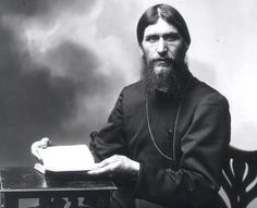 Empress Alexandra brought ridicule on the Romanov dynasty due to her friendship with 'crazed monk' Grigory Rasputin (pictured).He became an influential figure in Saint Petersburg due to his links with the family