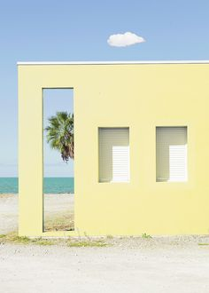 For Sale on - Illusions series - Close-up Architecture Photography, Photographic Paper, Pigment Print by Matthieu Venot. Photography For Sale, Abstract Photography, Beach Photography, Color Photography, Street Photography, Ibiza, Matthieu Venot, Architecture Portfolio Layout, Abstract Geometric Art
