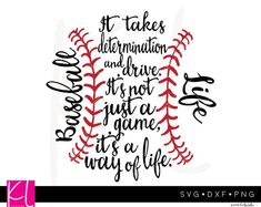 Softball Life svg cut file with Original Quote for Softball Moms Baseball Live, Baseball Quotes, Baseball Season, Baseball Shirts, Baseball Stuff, Baseball Sister, Silhouette Design, Baseball Crafts, Baseball Party
