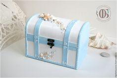 Купить Разные свадебные сундуки; казна для свадьбы - разноцветный, сундук для свадьбы, сундук для денег