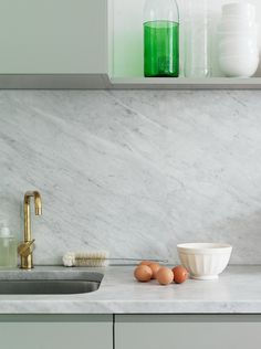 My Dirty Secret, or How I Learned to Live with a Marble Backsplash: Gardenista