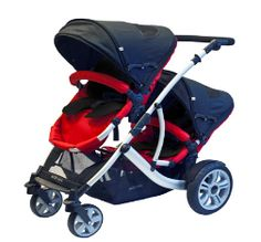 Gabriola stroller is a versatile, modular stroller that can convert from a travel system to a single or in-line double stroller. Visit: http://applebabies.ca/aspx/product_info.aspx?pid=345
