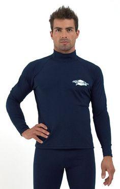 Plus Size Sun Protection Rash Shirt ,Long Sleeved