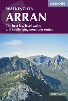The 45 walking routes in this Isle of Arran guidebook range from easy 3km (2 miles) nature trails to long arduous mountain routes with scrambles (up to 32km) providing thorough coverage of Arran, including the ascent of Goatfell and nearby Holy Isle. Most routes are 10 to 15km long but many give opportunities to create longer cross-island walks.